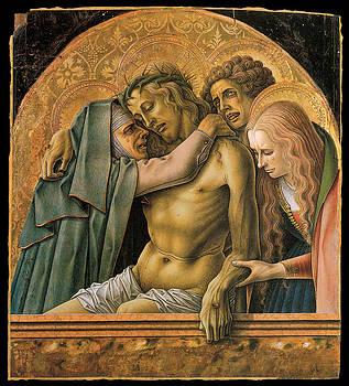 Carlo Crivelli - Pieta