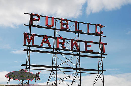 Marilyn Wilson - Pike Place Market