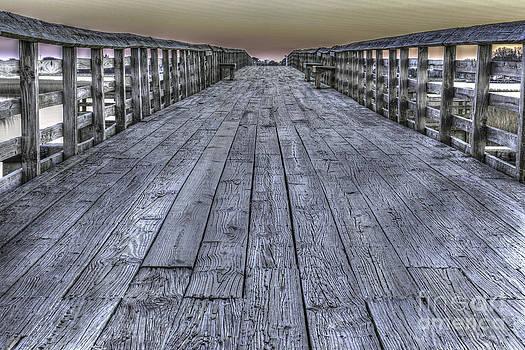 Dale Powell - Pitt St Bridge