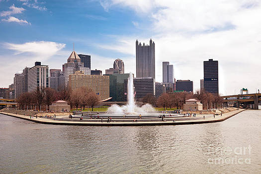 Pittsburgh Pennsylvania by Sharon Dominick