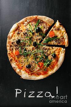 Pizza by Viktor Pravdica