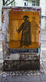 Plague Doctor by Blaise Pellegrin