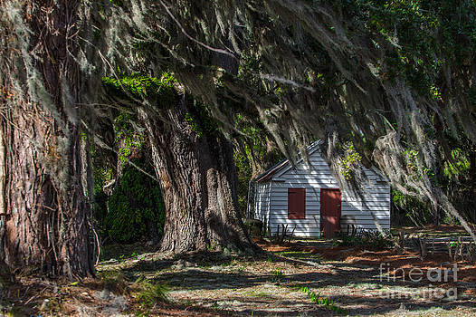 Dale Powell - Plantation Cabin