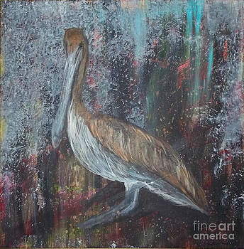 Plight of the Brown Pelican by Georgia Griffin