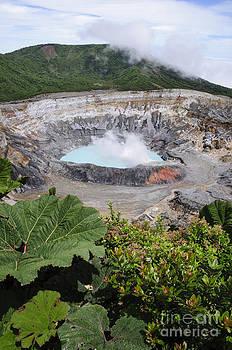 Oscar Gutierrez - Poas Volcano Crater