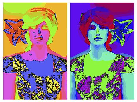 Steve K - Pop Art Girl