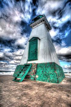 Port Dalhousie Lighthouse by Craig Brown