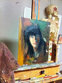 Portrait Study by Kevin Davidson