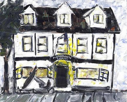 Portsmouth Tavern by David Dossett