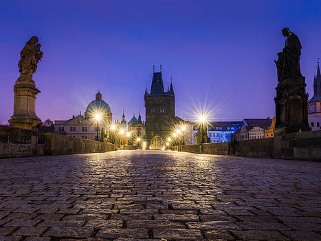 Prague by Cory Dewald