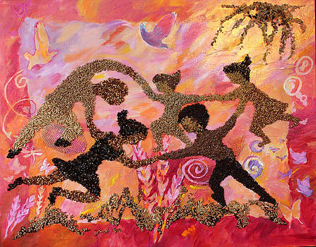 Prairie Energy by Naomi Gerrard