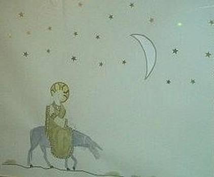 Prayer in Solitude by Karen Jensen