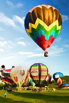 Dana Sohr - Preakness Balloon Festival