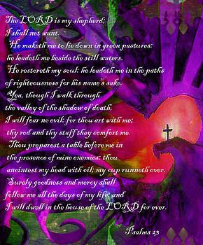 Thomas Olsen - Psalms 23