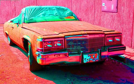 Psychadelic Cadillac by Heather Gordon