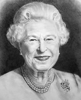Joyce Geleynse - Queen Elizabeth