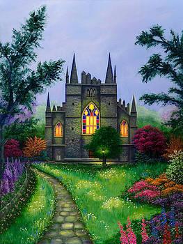 Queen's Garden by Bonnie Cook