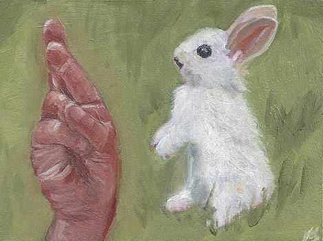 R is for Rabbit by Jessmyne Stephenson