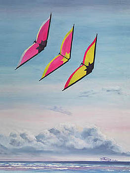Ramjets by Carol Thompson