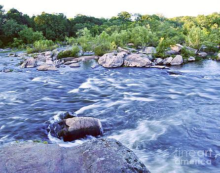 Leslie Cruz - Rappahannock River