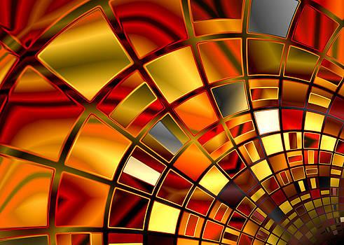Hakon Soreide - Red and Gold