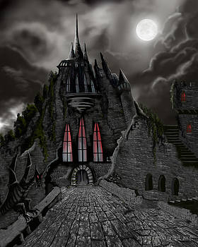 James Christopher Hill - Red Death Tower
