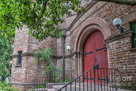 Dale Powell - Church Red Door