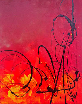 Red by Elena Bulatova