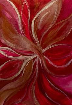 Red Flower by Jodi Eaton