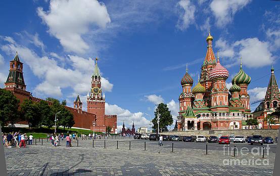 Pravine Chester - Red Square