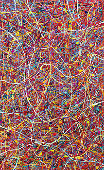 Red String Theory by Patrick OLeary