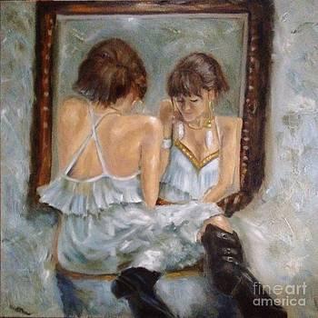 Reflecting by Osborne Lorlinda