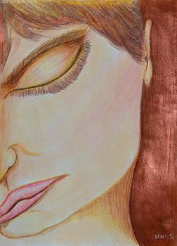 Donna Blackhall - Resting