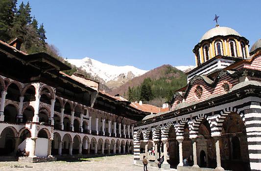 Milena Ilieva - Rila Monastery