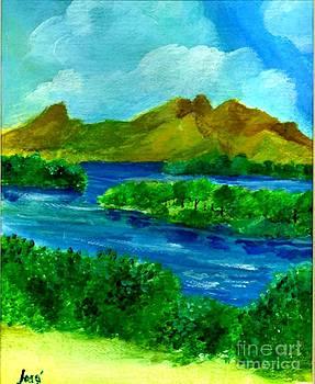River View by Jose Breaux