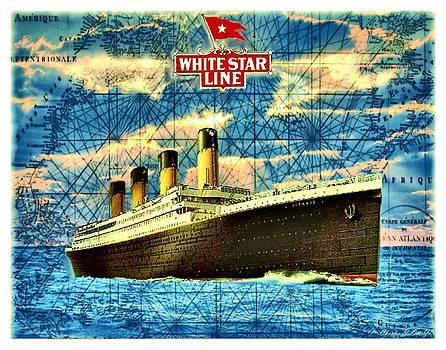 RMS Titanic by Charles Ott