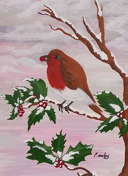 Robin by Paula Marley