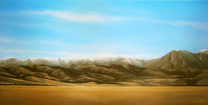 Rolling Hills by Michael Payne