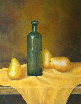 Roman Table by Pamela Allegretto