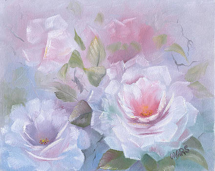 Roses by Peggy Mars