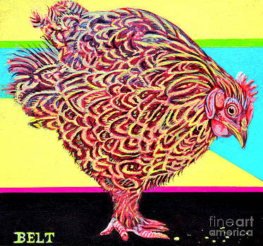 Rosie the Chicken by Christine Belt