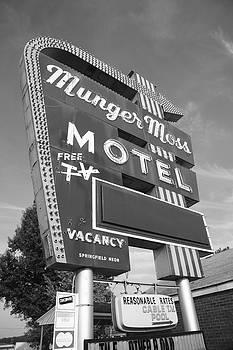 Frank Romeo - Route 66 - Munger Moss Motel