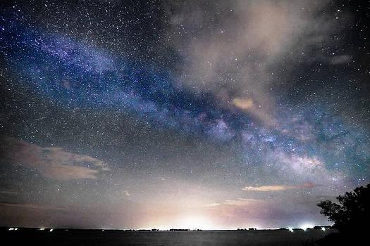 James BO Insogna - Rural Evening Sky BWSC