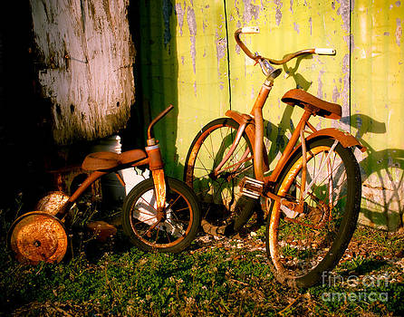 Sonja Quintero - Rusty Bikes