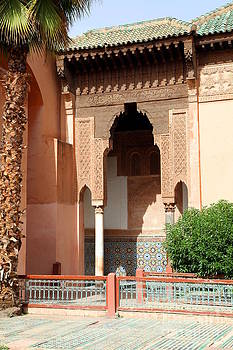 Sophie Vigneault - Saadian Tombs Marrakesh