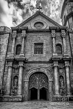 Adrian Evans - San Agustin Church
