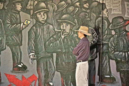 Steven Lapkin - San Francisco Street Art