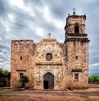 San Jose Mission by Clay Swatzell