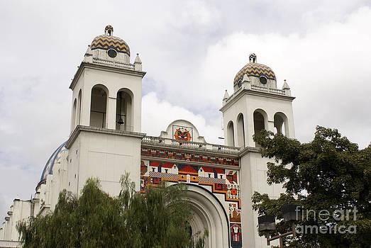 John  Mitchell - SAN SALVADOR CATHEDRAL El Salvador