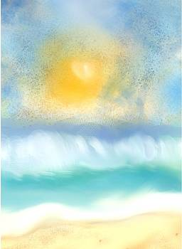 Sand by Diane Maley